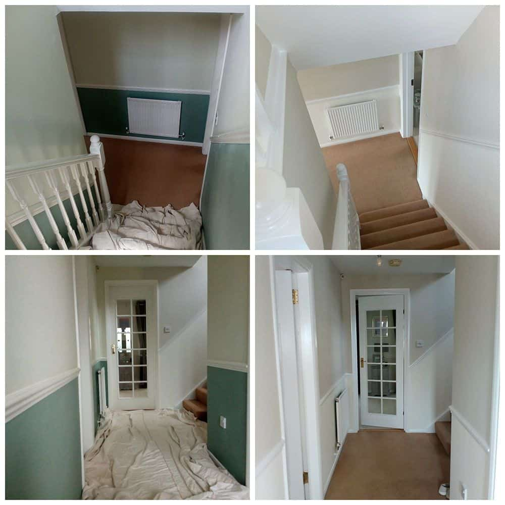 Painter and decorator droitwich