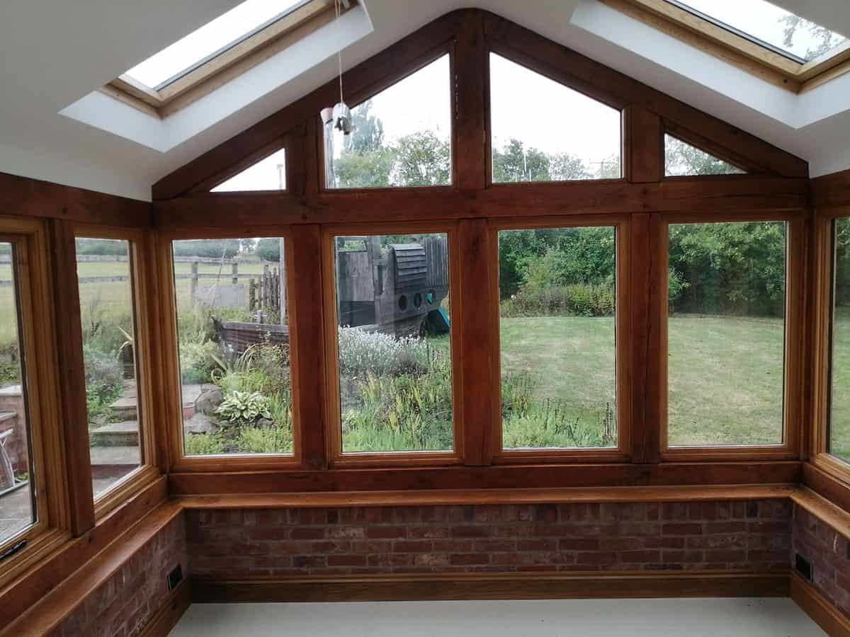 Osmo Clear wood Treatment David Turner Droitwich Decorator